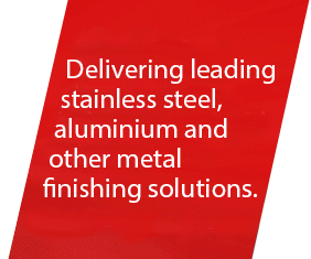 Delivering leading finishing solutions