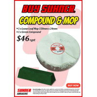 Compound and Mop Combo