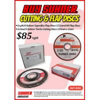 Cutting & Flap Disc Combo