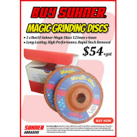 Magic Grinding Disc Special