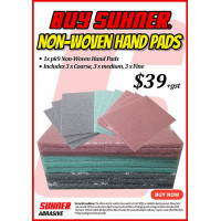 Non-Woven Hand Pads Special
