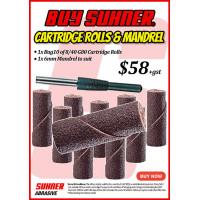 Cartridge Rolls & Mandrel Offer